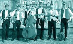 Bourbon Street Ramblers Jazz Band